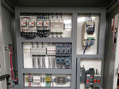 control panel wiring jobs diy wiring diagrams u2022 rh dancesalsa co electrical panel wiring best practices electrical panel wiring code